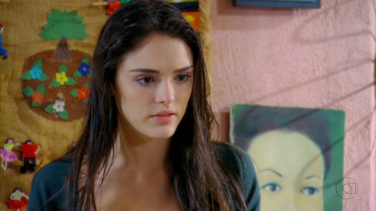 Cheias de Charme - Capítulo de terça-feira, dia 29/05/2012, na íntegra - Cida descobre que Brunessa está grávida