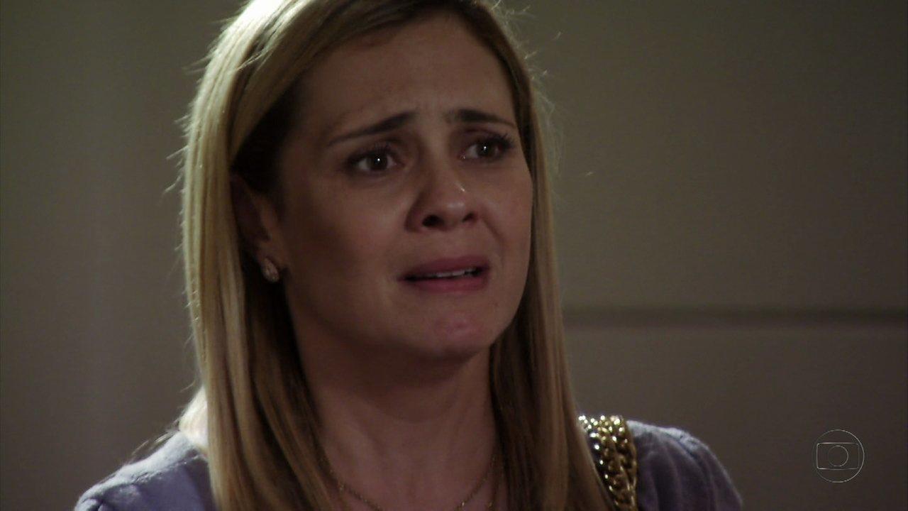 Avenida Brasil - Capítulo de segunda-feira, dia 11/06/2012, na íntegra - Carminha pede perdão a Jorginho