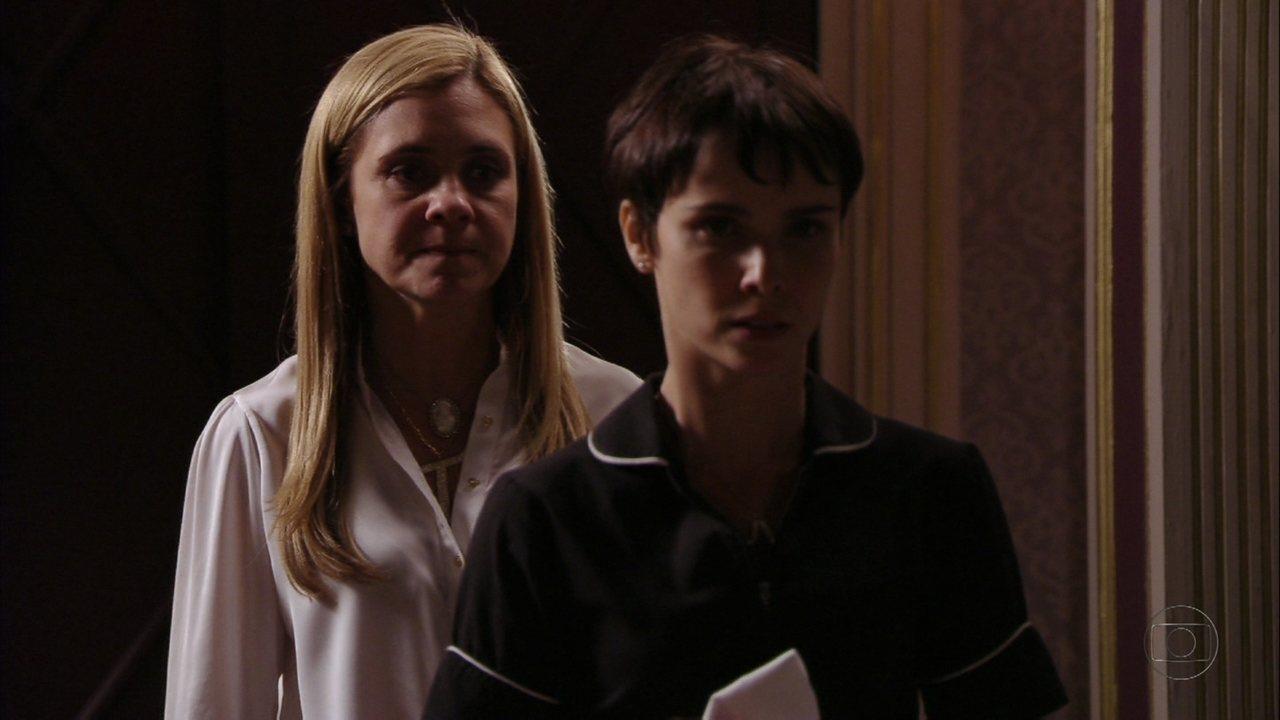 Avenida Brasil - Capítulo de segunda-feira, dia 16/07/2012, na íntegra - Carminha confronta Nina e demite a cozinheira