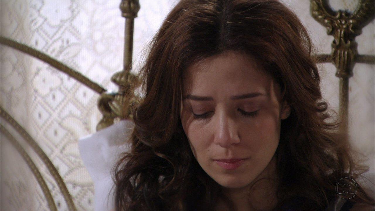Lado a Lado, capítulo de sábado, dia 03/11/2012, na íntegra - Laura descobre que Edgar está na casa de Catarina