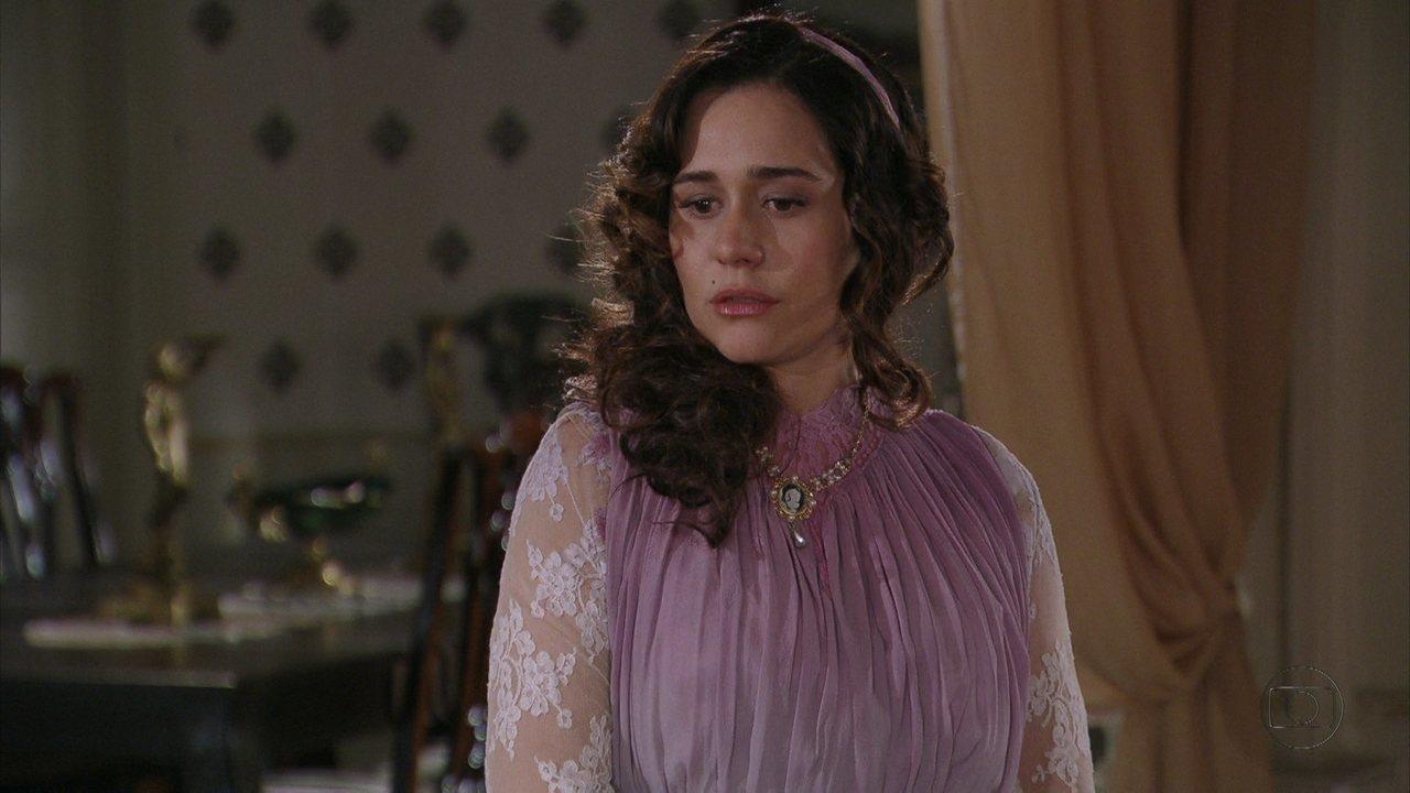 Lado a Lado, capítulo de quarta-feira, dia 07/11/2012, na íntegra - Catarina faz Edgar acreditar que não é responsável por sua separação