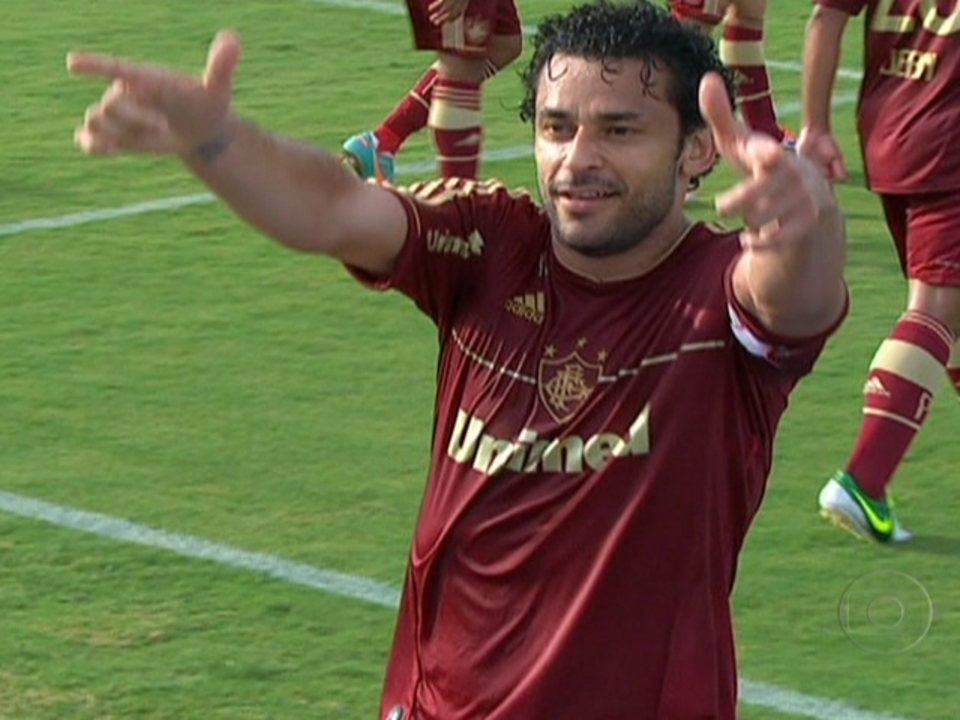 Fluminense é a campeão brasileiro de 2012