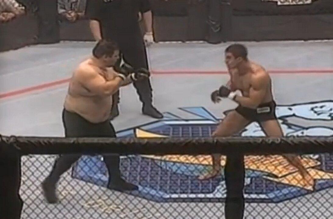 UFC 12 - Vitor Belfort X Scott Ferrozzo