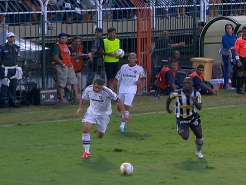 Melhores momentos: Botafogo 1 x 0 Fluminense pela Final da Taça Rio 2013