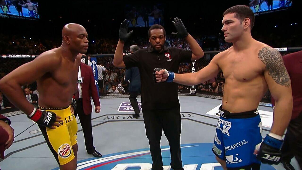 UFC 162 - Anderson Silva x Chris Weidman