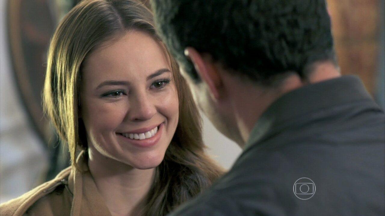 Amor à Vida - capítulo de sábado, dia 31/08/2013, na íntegra - Paloma aceita se casar com Bruno