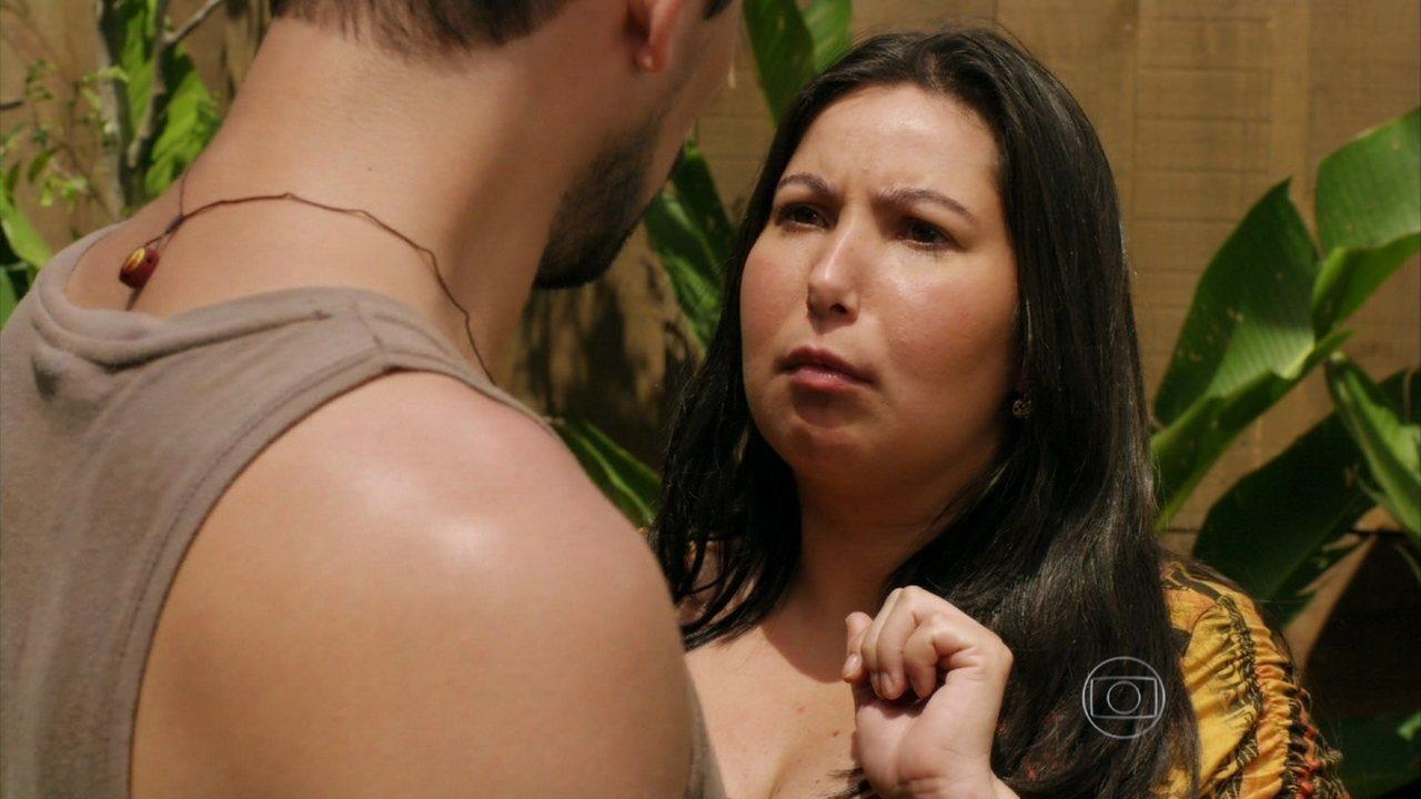 Além do Horizonte - Capítulo de sábado, 09/11/2013, na íntegra - João procura por Fátima, e Ana Rita se insinua para ele