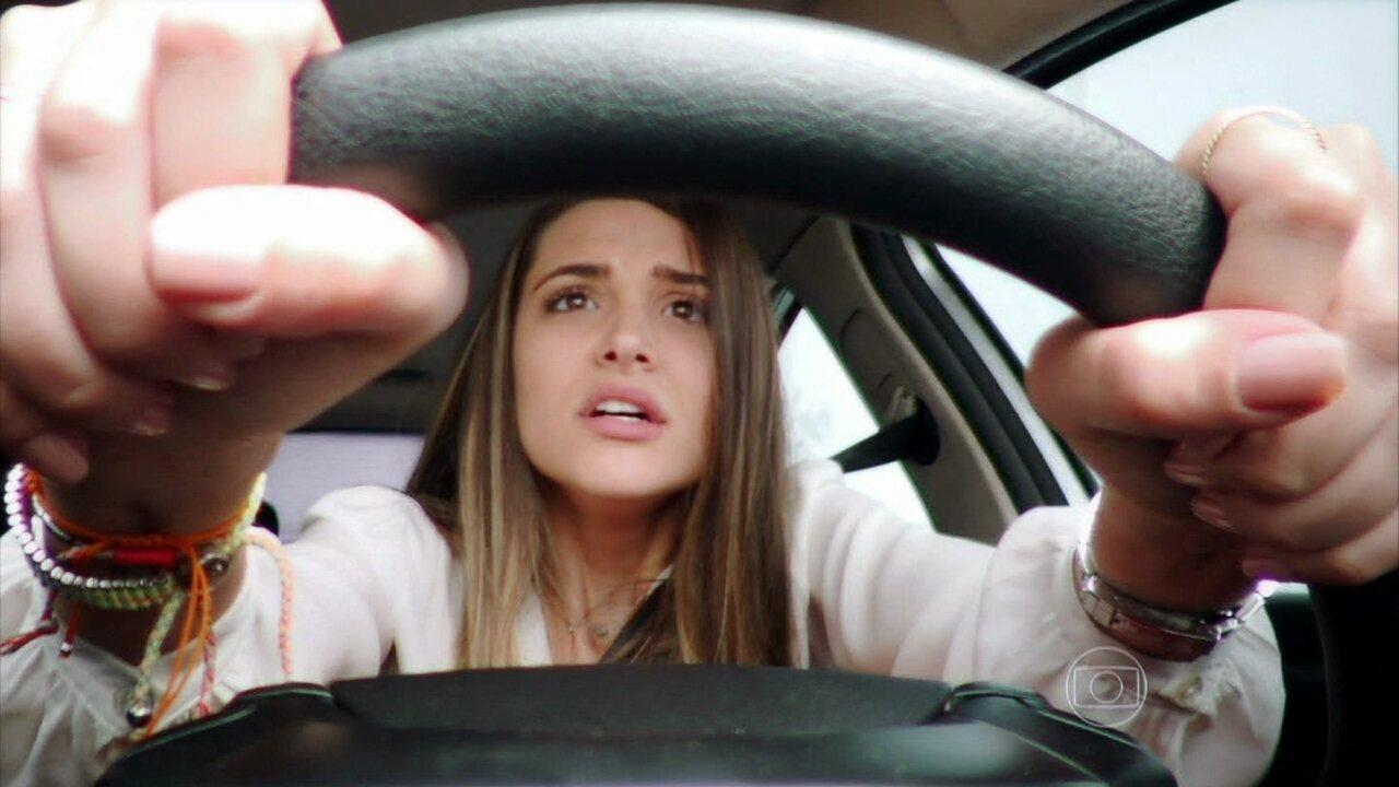 Além do Horizonte - capítulo de segunda-feira, 11/11/2013, na íntegra - Lili atropela William