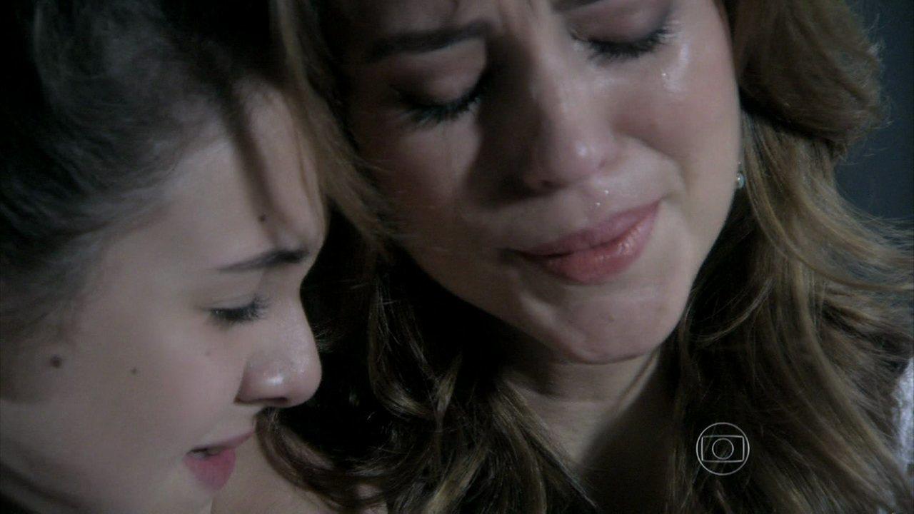 Amor à Vida - Capítulo de terça-feira, dia 26/11/2013, na íntegra - Paloma decide se separar de Bruno
