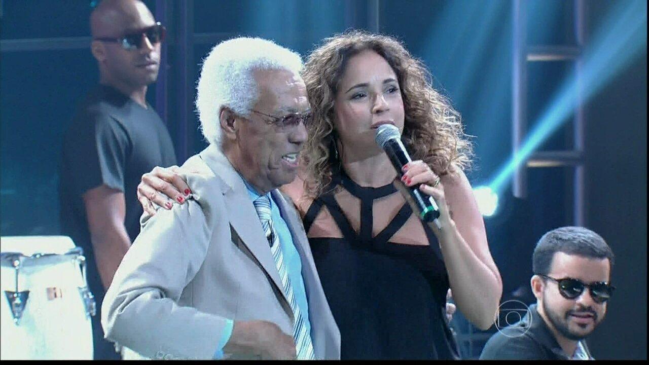 Programa do Jô - Programa de Quarta-feira, 27/11/2013, na íntegra - Jô Soares entrevista a cantora Daniela Mercury e o capitão do Gate, Ricardo Folkis