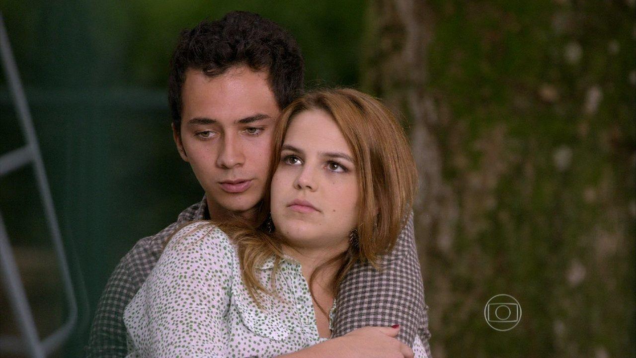 Malhação - Capítulo de sexta-feira, dia 27/12/2013, na íntegra - Ben e Anita decidem fugir juntos