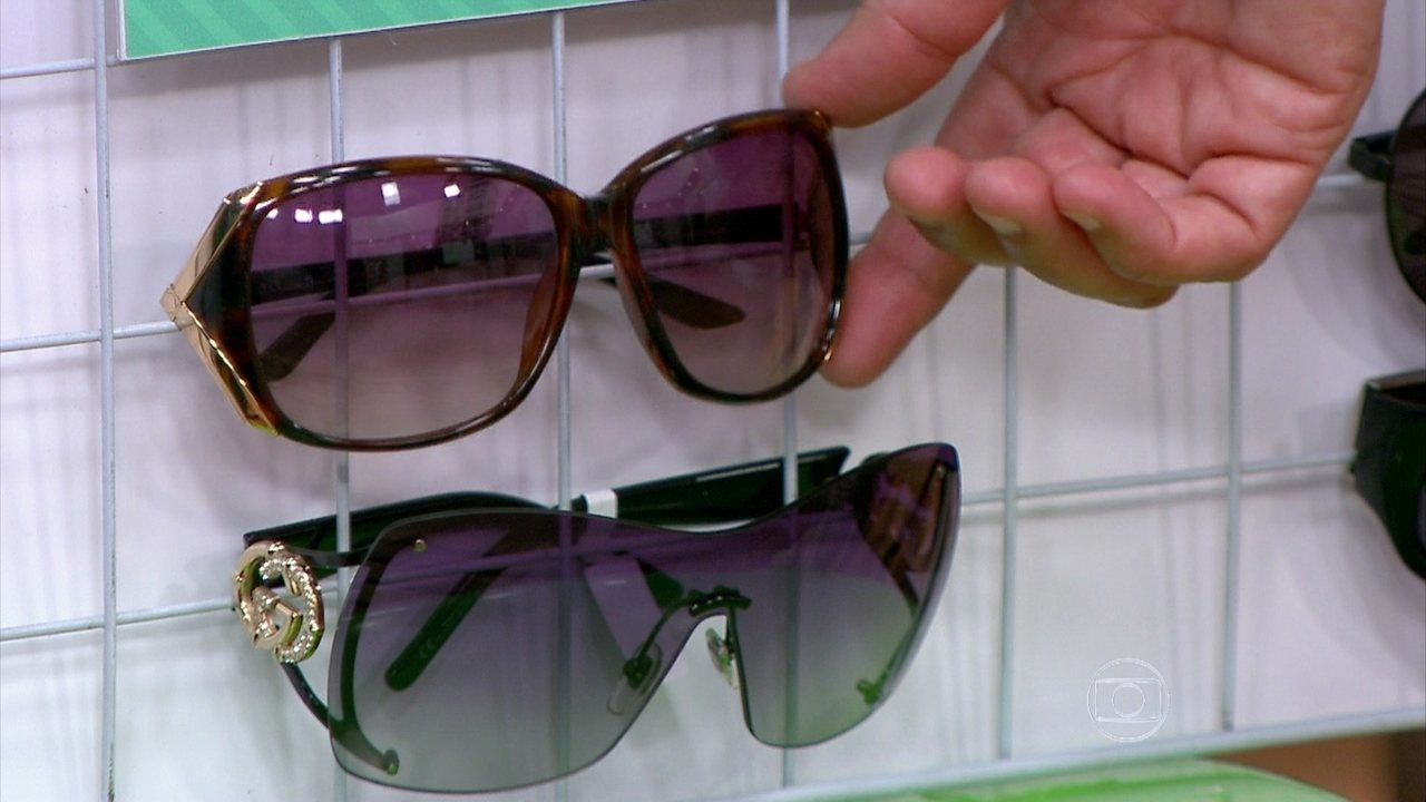 Bem Estar   Conheça a cor da lente dos óculos ideal para cada situação    Globoplay 4be77bc7a6