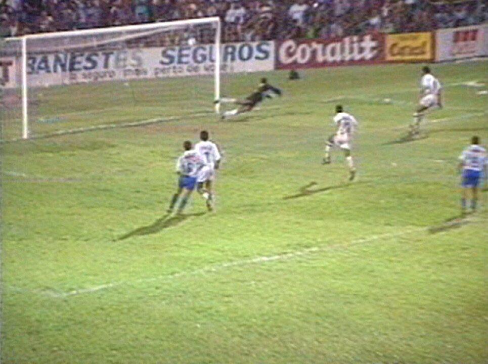 Os gols de Linhares EC 1 x 1 Fluminense pela Copa do Brasil 1994