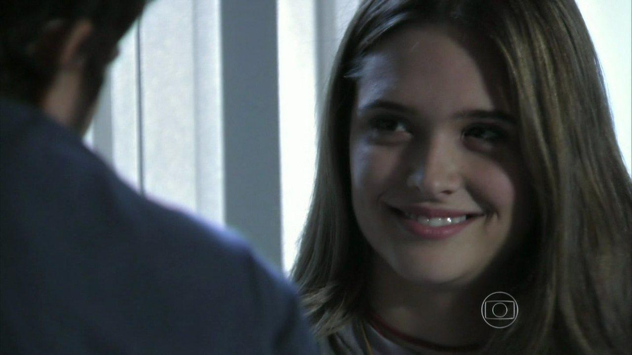 Além do Horizonte - capítulo de terça-feira, dia 25/03/2014, na íntegra - Lili decide ajudar William a conseguir provas contra LC