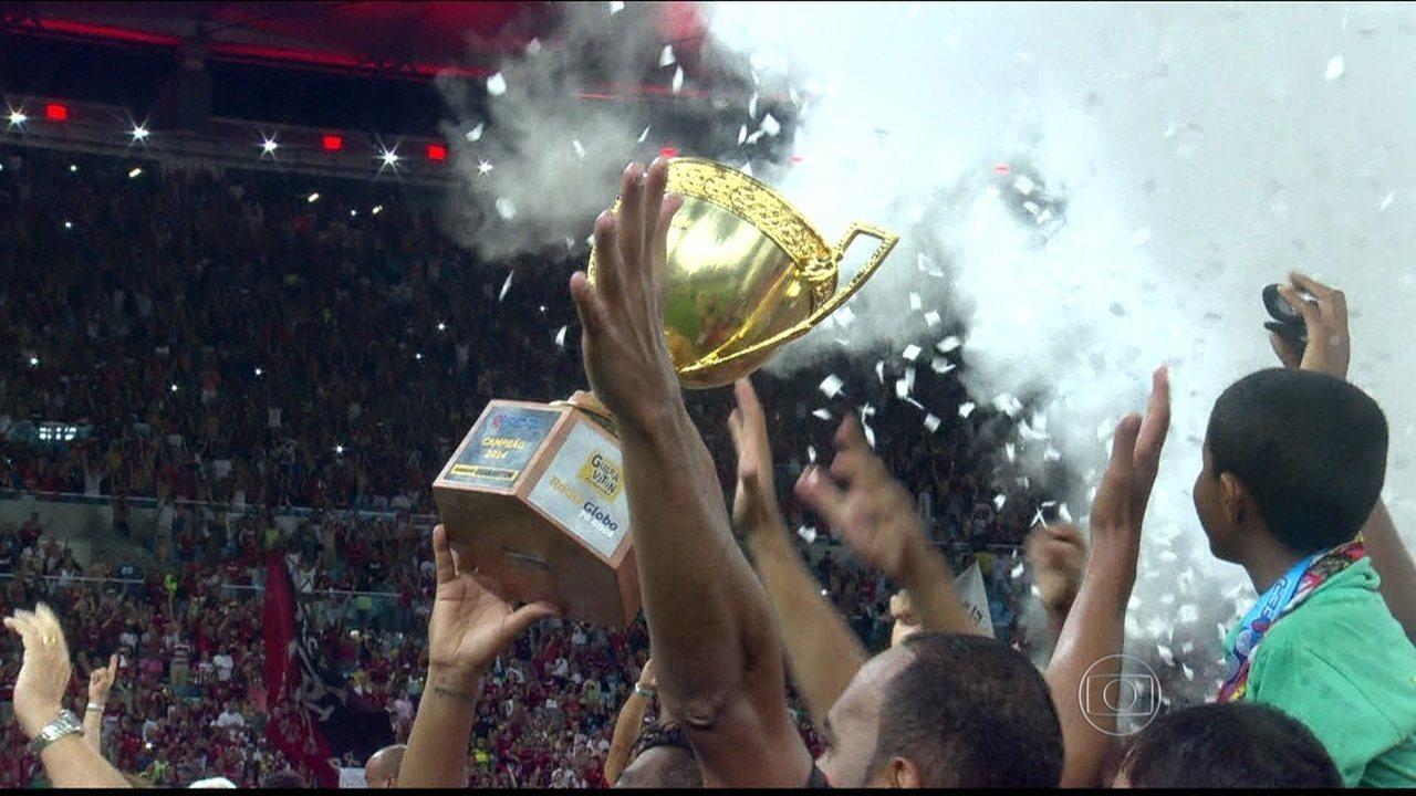 Em final polêmica contra o Vasco, Flamengo conquista o Campeonato Carioca