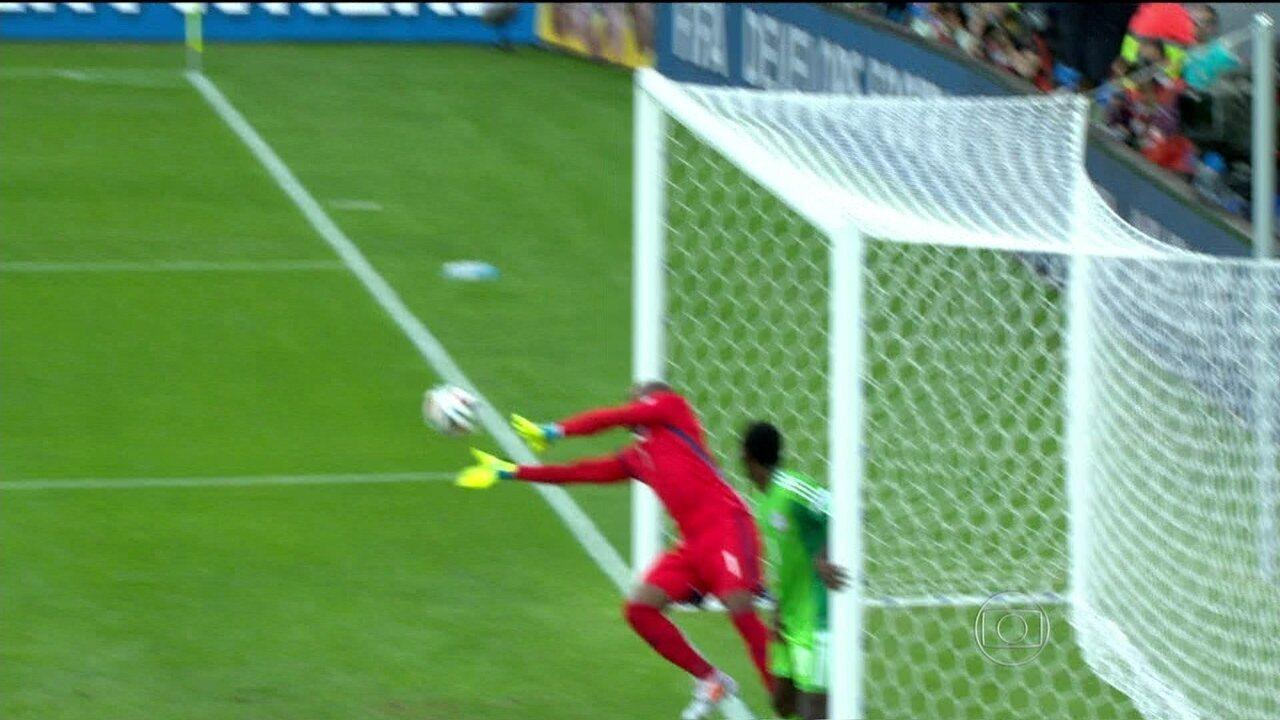 Irã e Nigéria empatam sem gols na Copa 2014