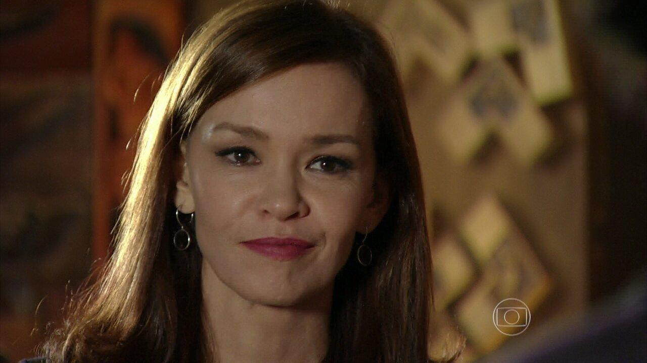 Em Família - Capítulo de terça-feira, dia 17/06/2014, na íntegra - Helena expulsa Luiza e Laerte de casa