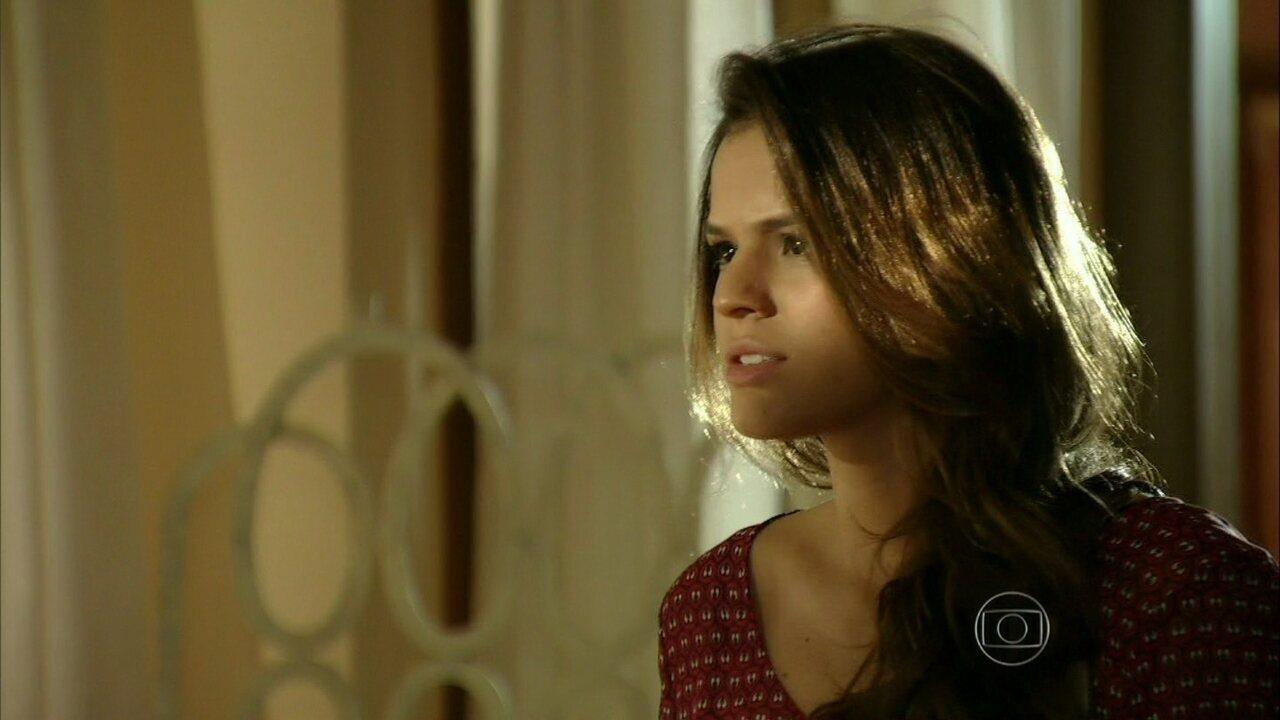 Em Família - capítulo de sábado, dia 28/06/2014, na íntegra - Luiza diz ter medo de Laerte