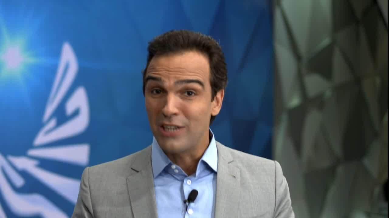 TV Digital: Tadeu Schmidt conta como é fácil e simples ter a Globo em alta definição
