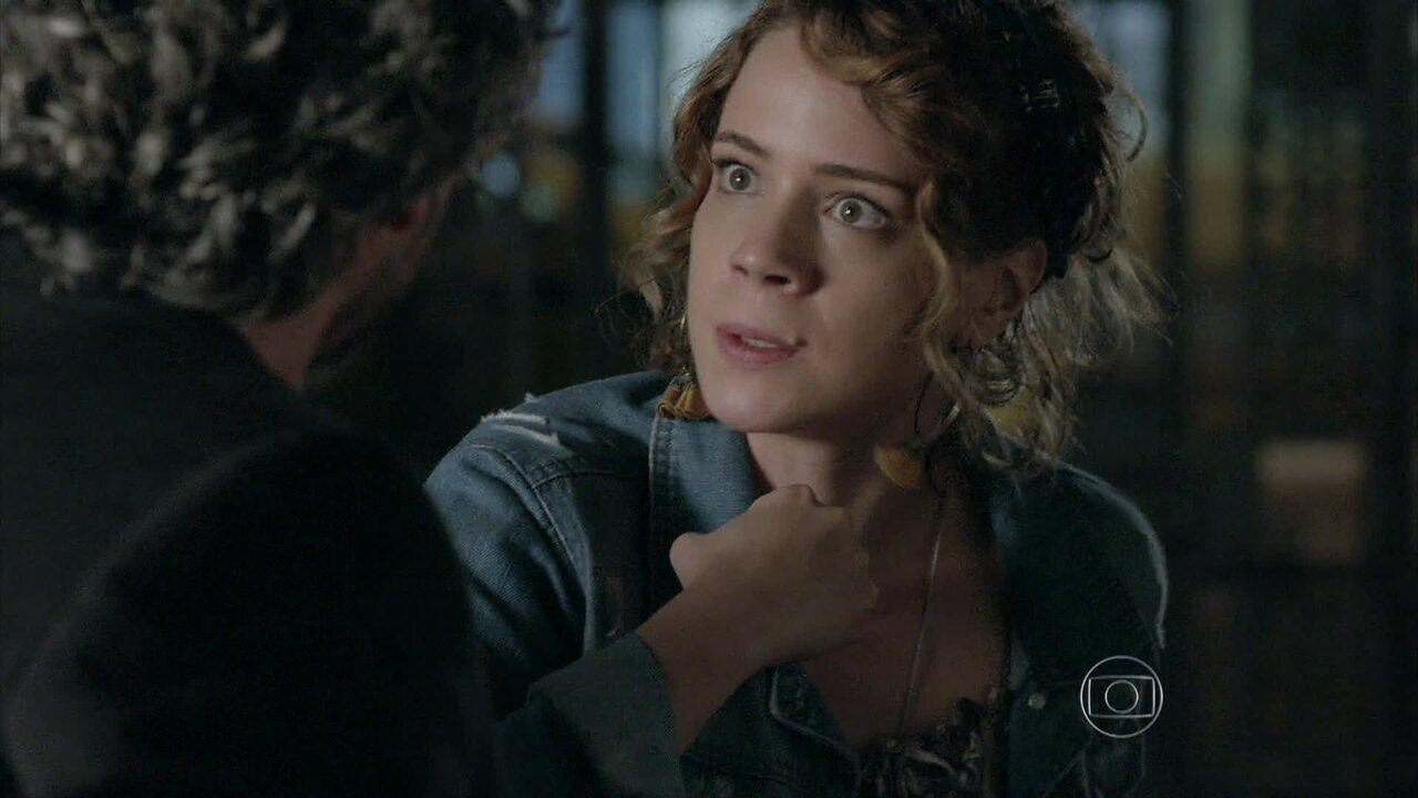 Império - Capítulo de terça-feira, dia 05/08/2014, na íntegra - Cristina conta para José Alfredo que é filha de Eliane