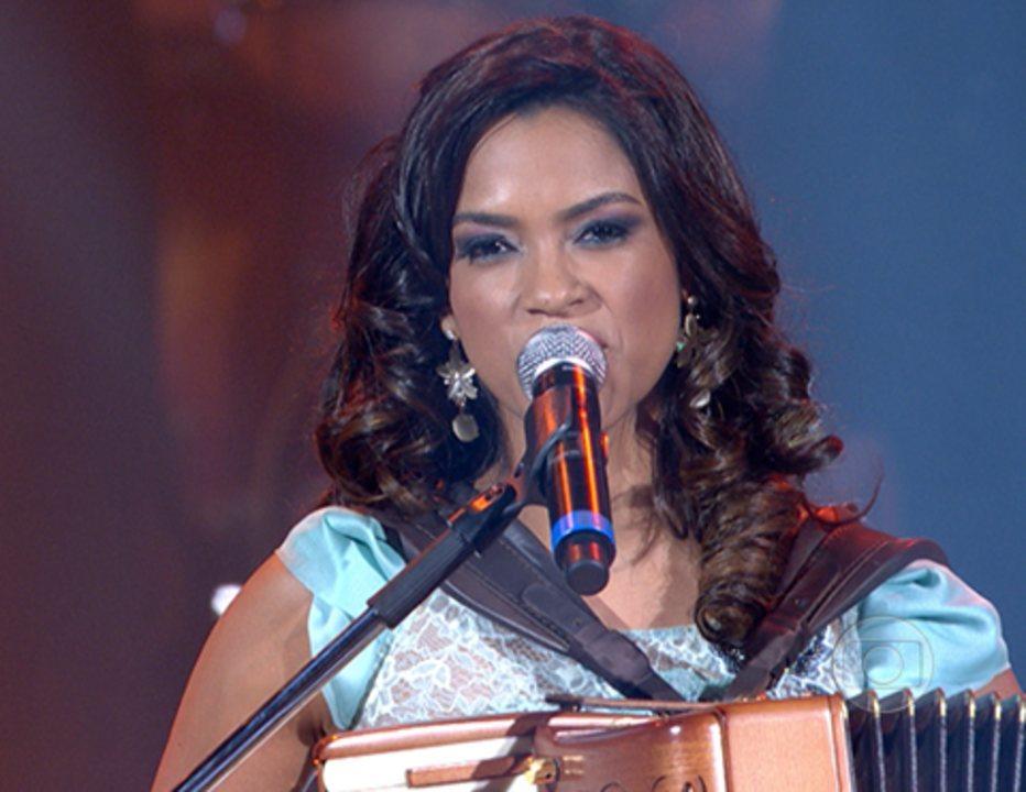 The Voice Brasil - 2ª temporada: Lucy Alves