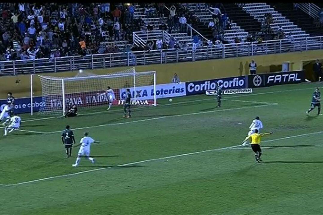 Veja os gols de Bragantino 2 x 1 Icasa pela Série B do Brasileiro