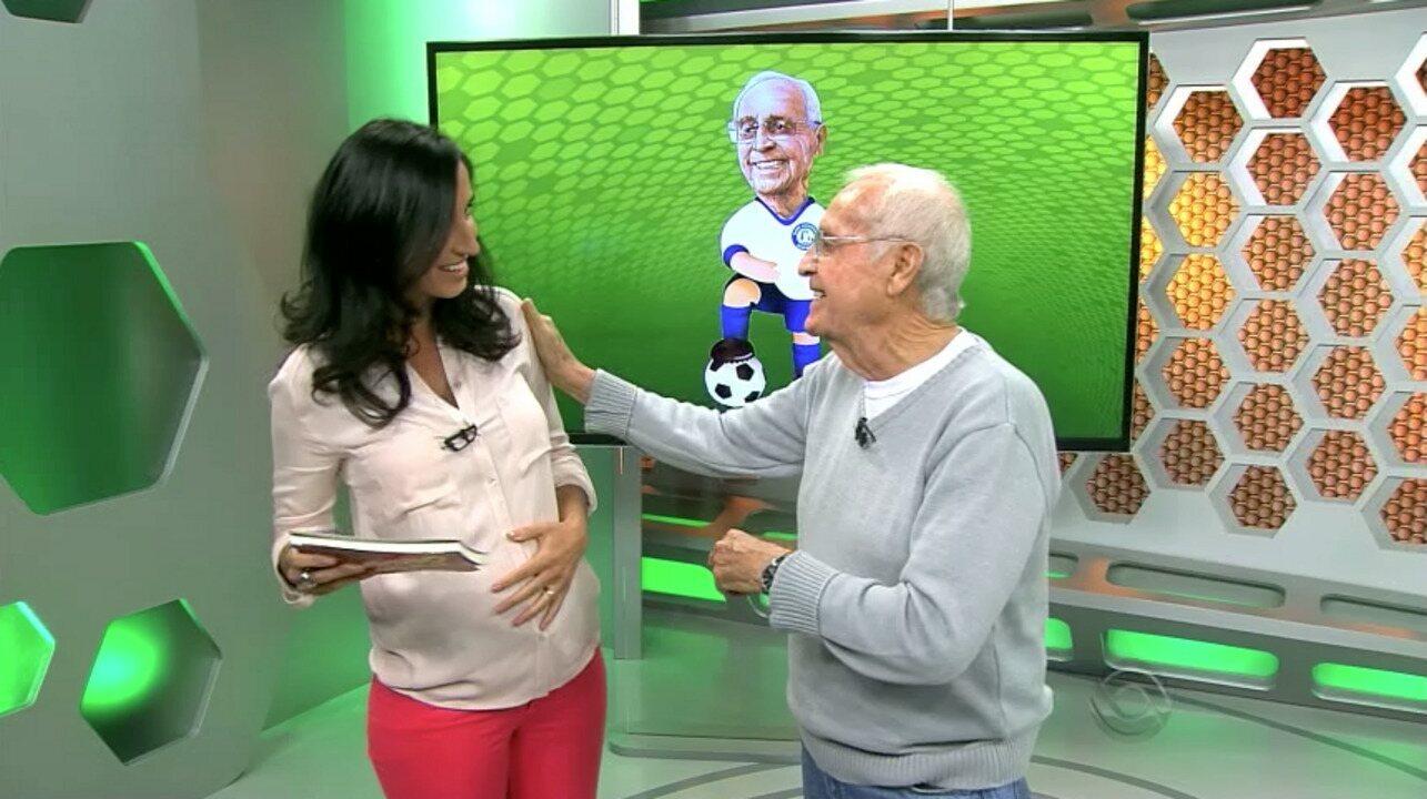 Globo Esporte RS   Globo Esporte recebe Celestino Valenzuela   Globoplay