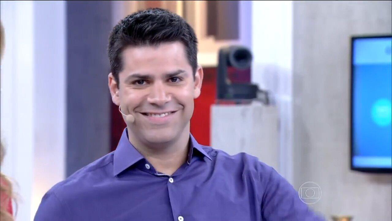 Encontro com Lair Rennó: reveja momentos do apresentador no 'Encontro'