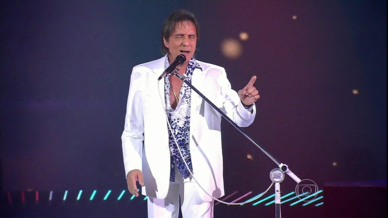 Roberto Carlos canta Tutti Frutti