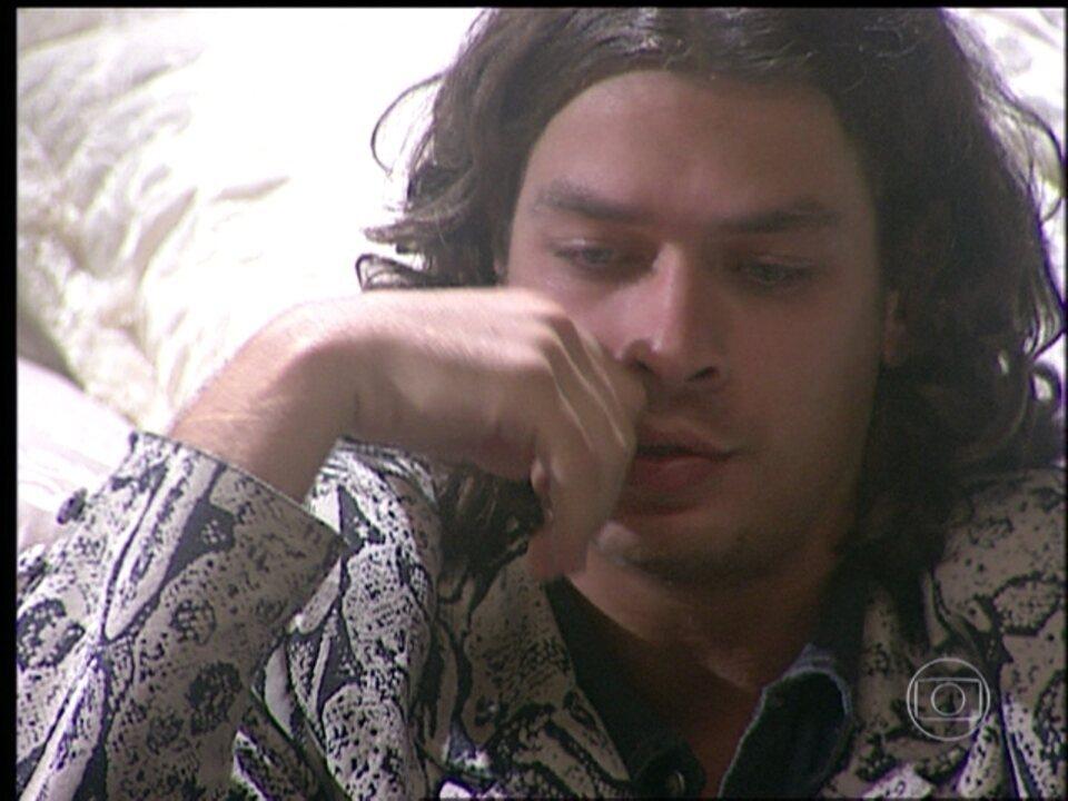 O Rei do Gado - capítulo de quarta-feira, dia 18/02/15, na íntegra - Marcos desiste de se casar com Liliana