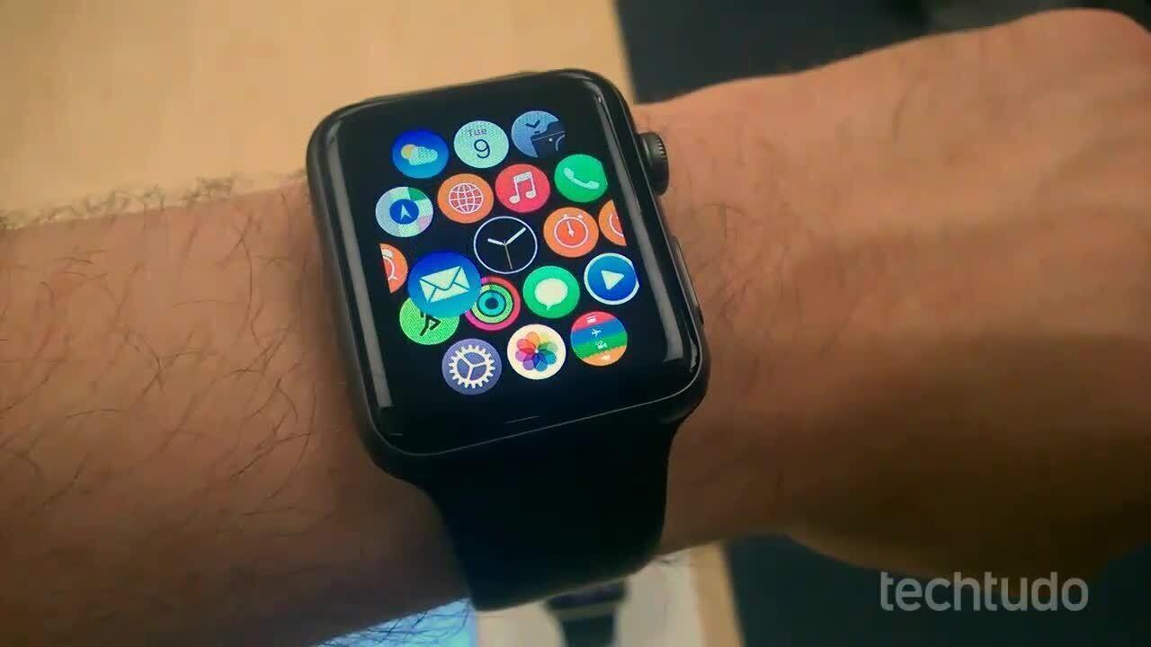 Testamos o Apple Watch, o relógio inteligente da companhia