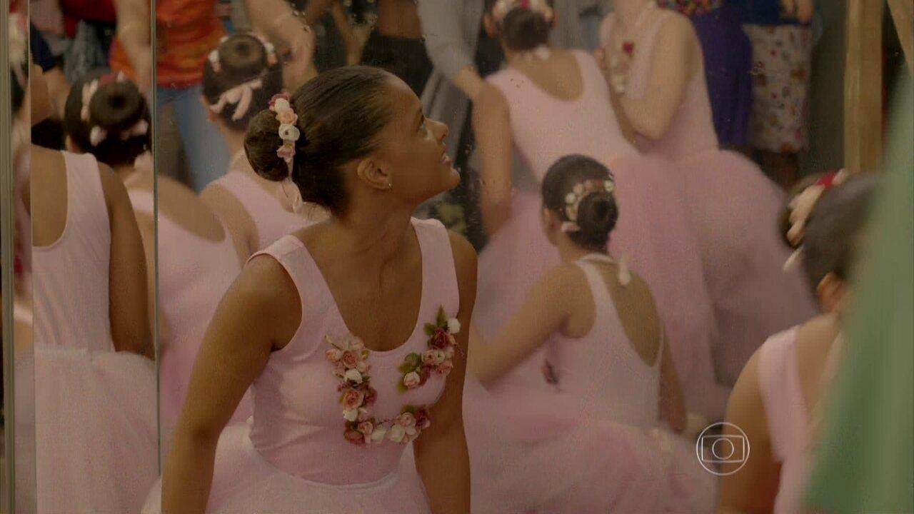 I Love Paraisópolis - capítulo de segunda-feira, dia 25/05/15, na íntegra - Teto do Centro Cultural desaba durante a apresentação de balé de Lilica