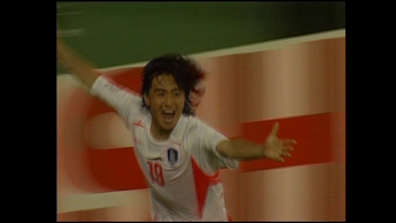 Em 2002, Coreia do Sul vence Itália por 2 a 1 pela Copa do Mundo