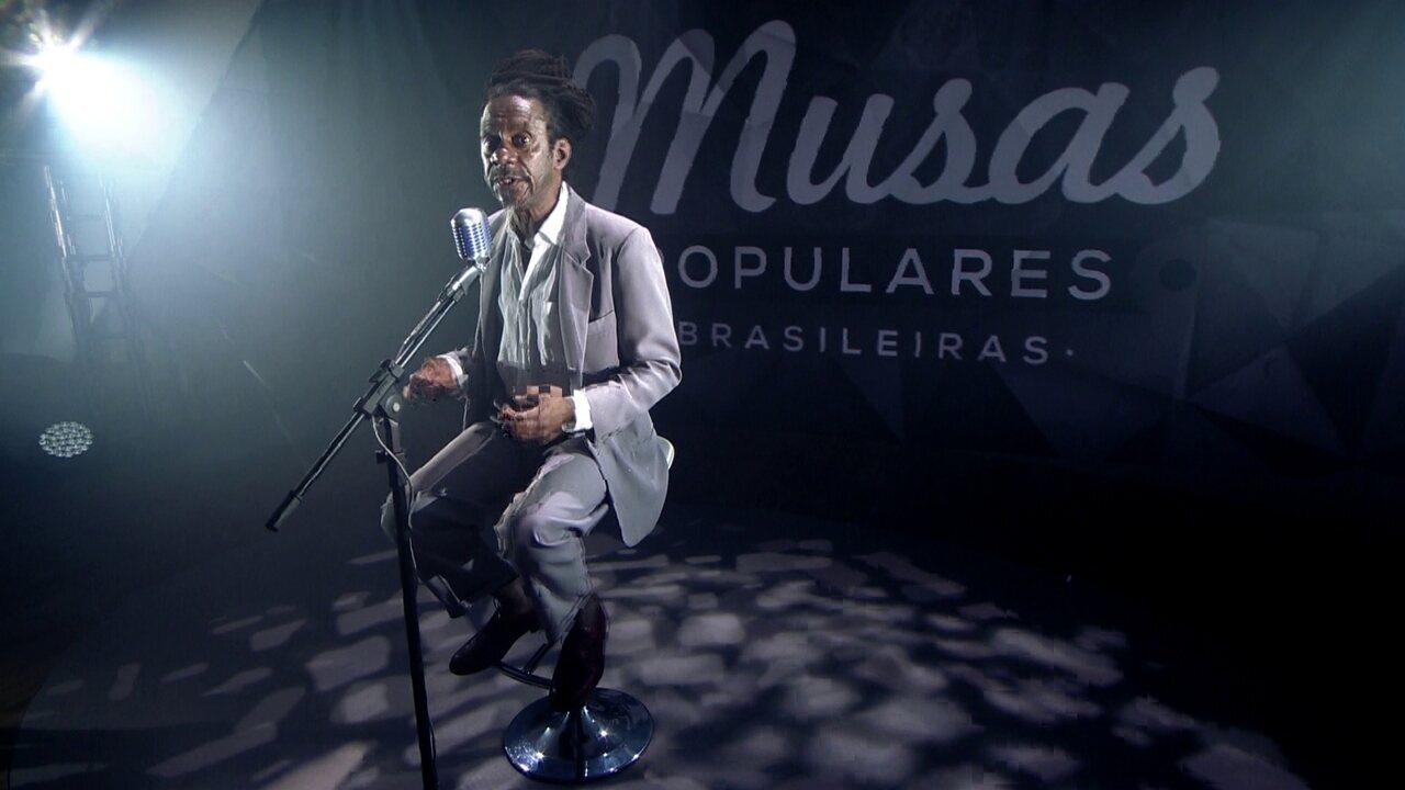 Luiz Melodia fala sobre musa de seu repertório 'Pérola Negra'