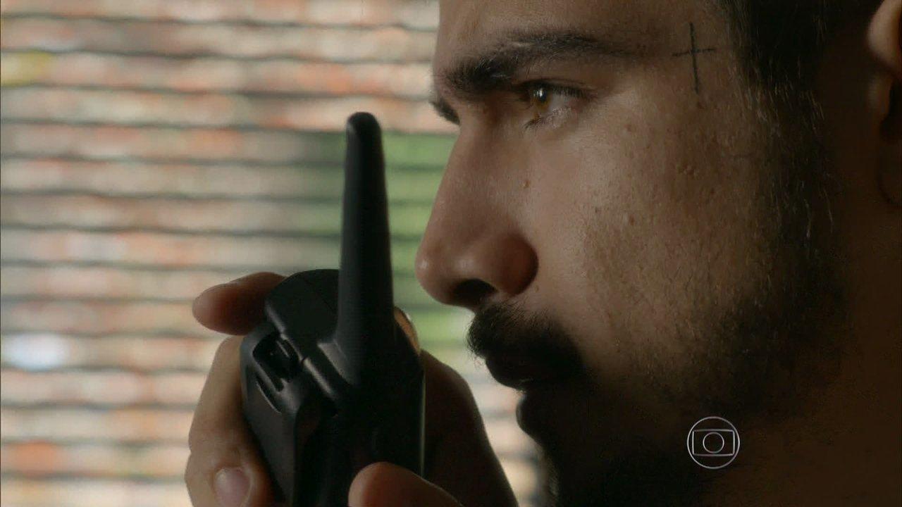 I Love Paraisópolis - capítulo de sexta-feira, dia 03/07/15, na íntegra - Grego avisa a Ximena que sabe quem tentou matá-lo
