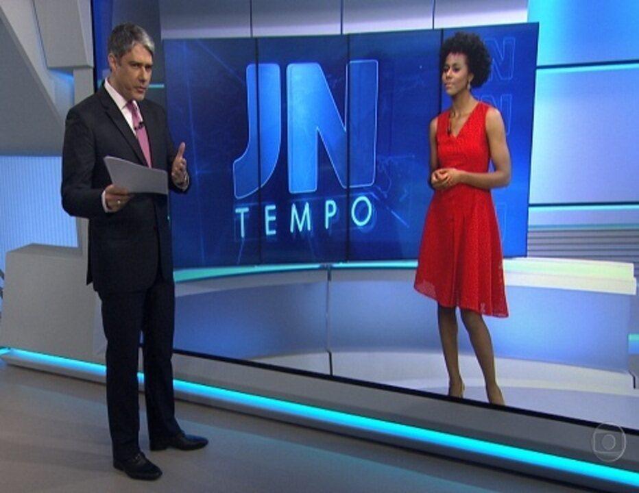 Jornal Nacional: #SomosTodosMaju (2015)