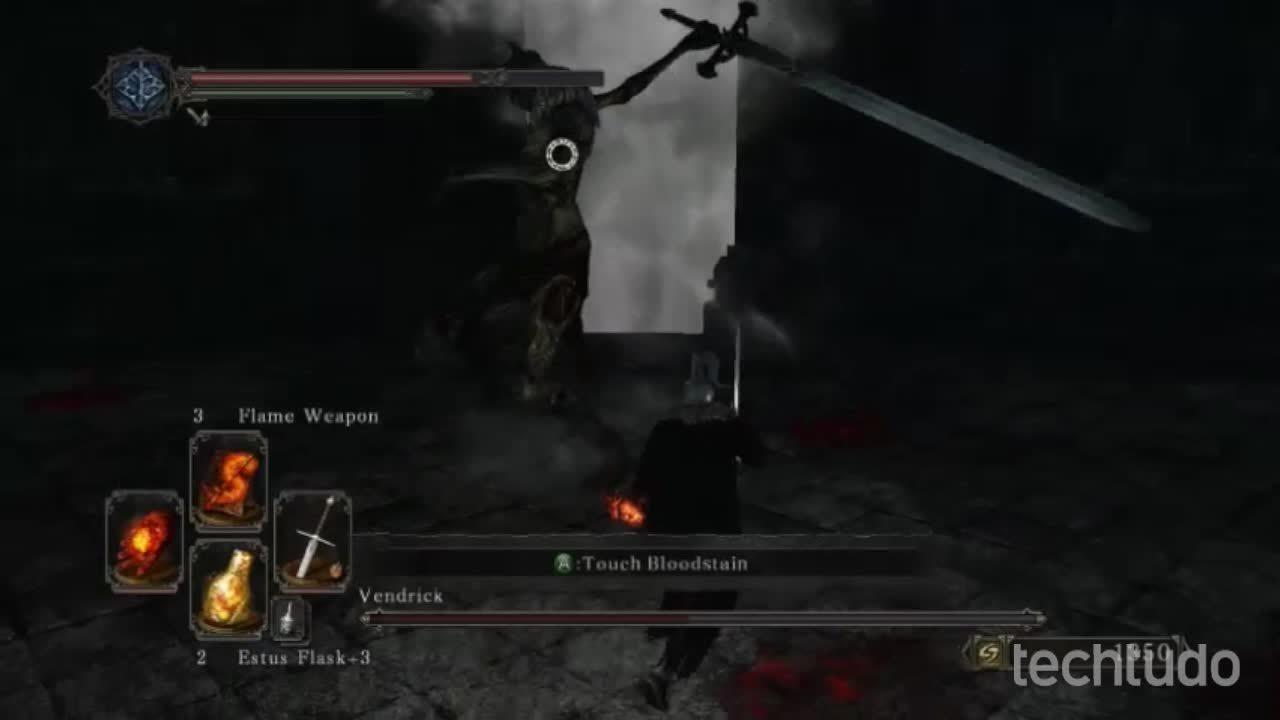 Dark Souls 2: como matar o rei Vendrik