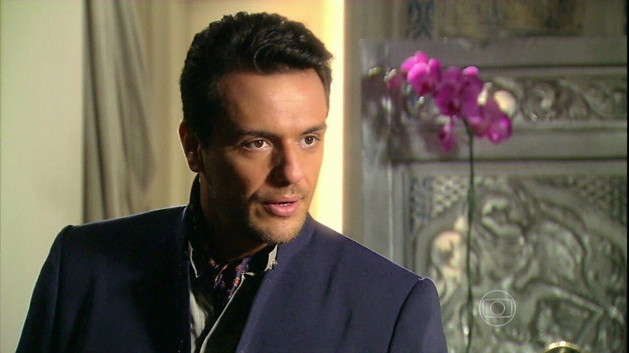 Caminho das Índias - capítulo de terça-feira, dia 28/07/15, na íntegra - Raj diz a Ravi que não vai abandonar Duda