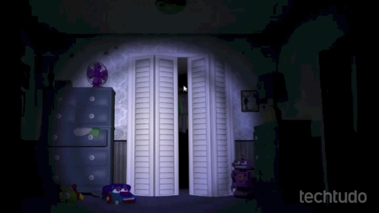 Five Nights at Freddy's 4: The Final Chapter - Primeiros Minutos