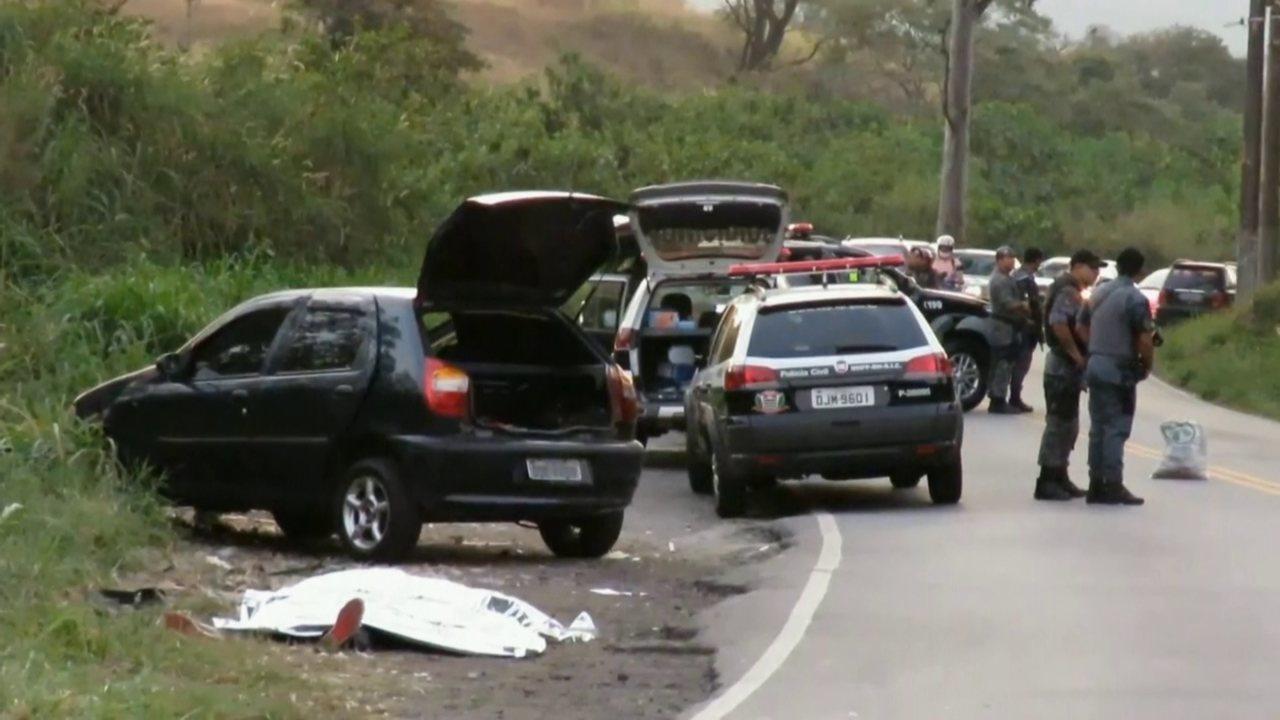 Polícia Militar de SP investiga se policiais da Rota executaram dois homens em Pirituba