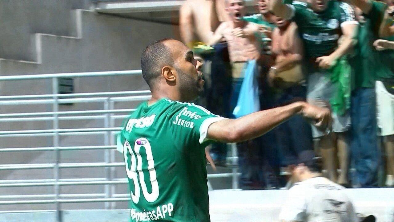 Palmeiras 4 x 2 Flamengo pela 19ª rodada do Campeonato Brasileiro