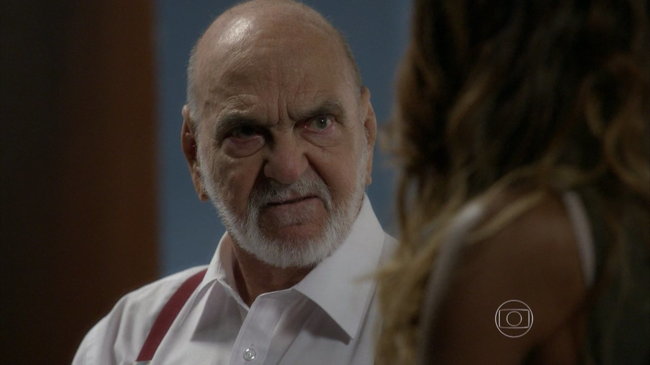 I Love Paraisópolis - Capítulo de sábado, 29/08/2015, na íntegra - Dom Peppino manda Alceste vigiar Gabo