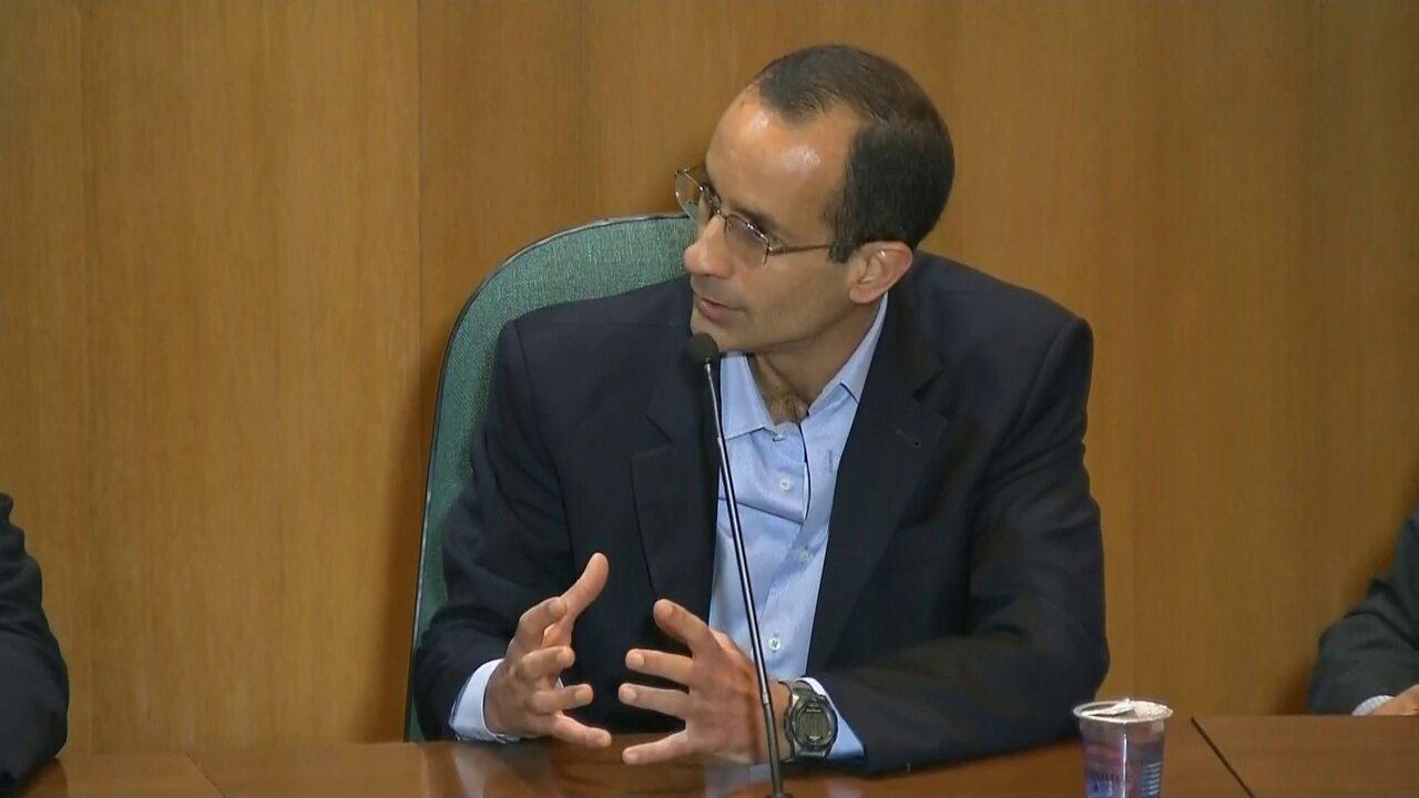 Marcelo Odebrecht diz que tem valores morais dos quais não pretende abrir mão