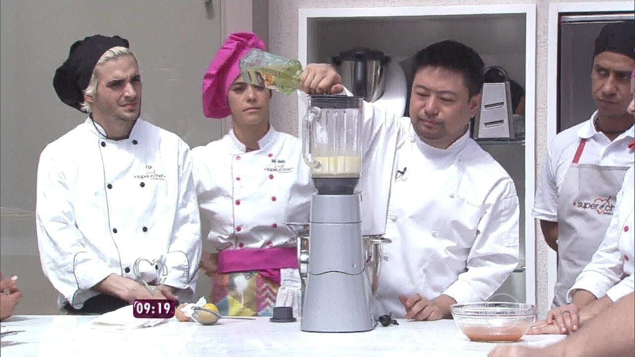 Mais voc super chef fl vio miyamura ensina a fazer - Super chef 2000 ...