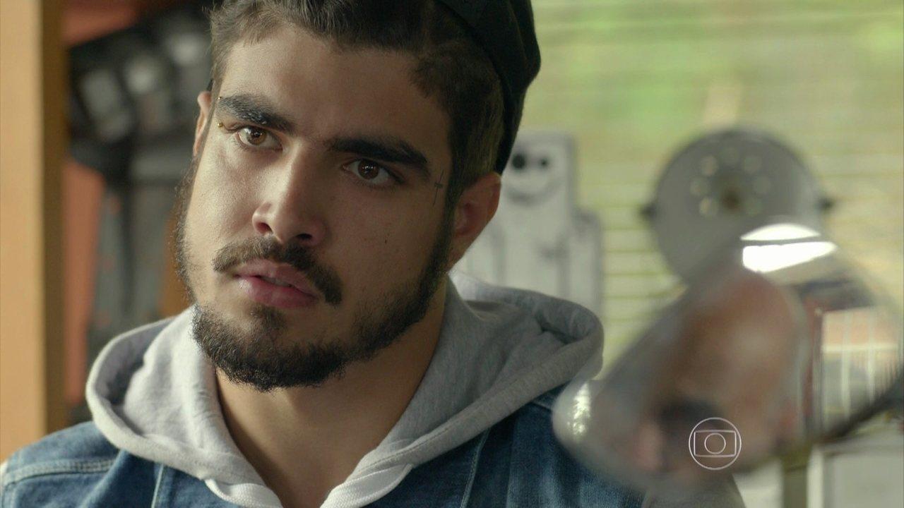 I Love Paraisópolis - capítulo de sábado, dia 19/9/2015, na íntegra - Grego pede a Dom Peppino para deixar sua área