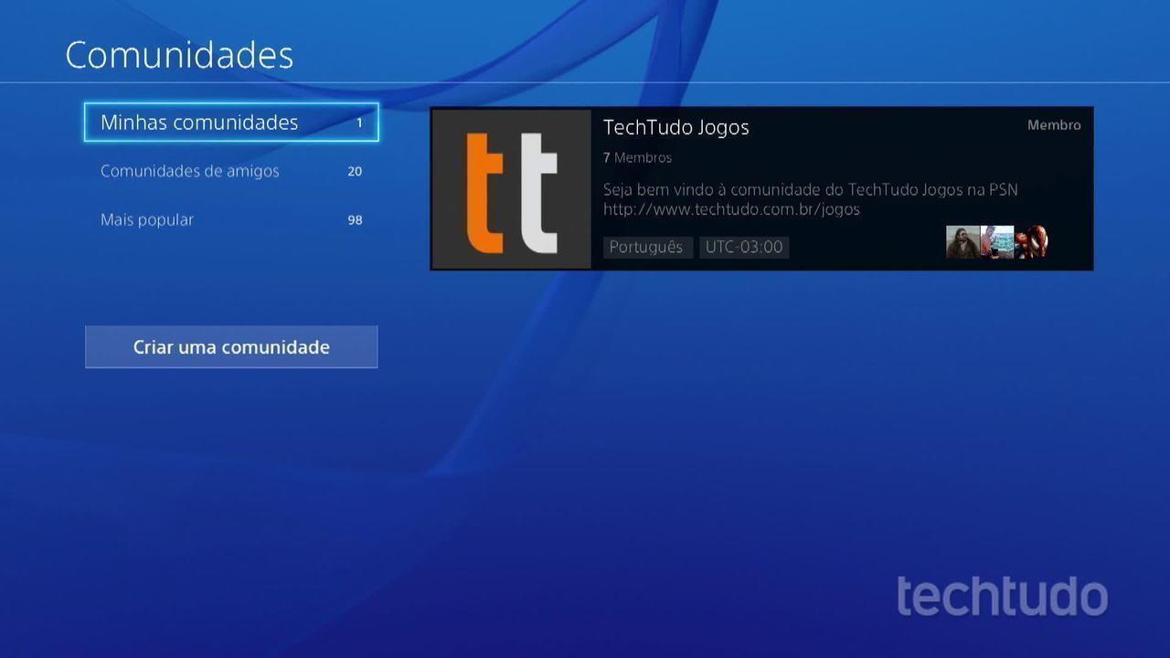Mais sobre PlayStation 4: veja detalhes da atualização 3.0 do PS4