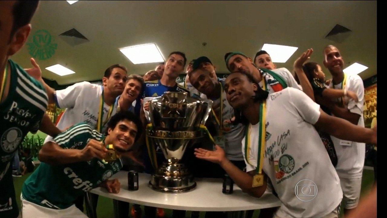 Em decisão eletrizante, Palmeiras conquista o título da Copa do Brasil sobre o Santos