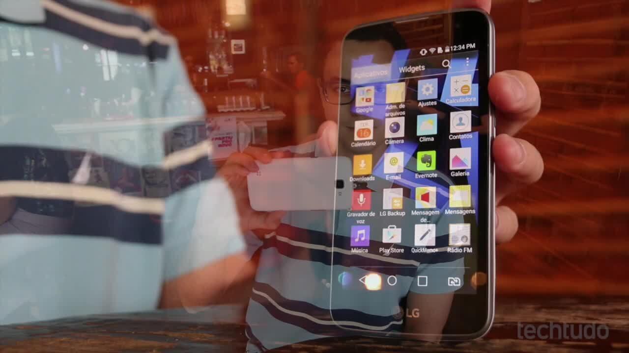 Vídeo mostra LG K10 na época do lançamento, em 2016