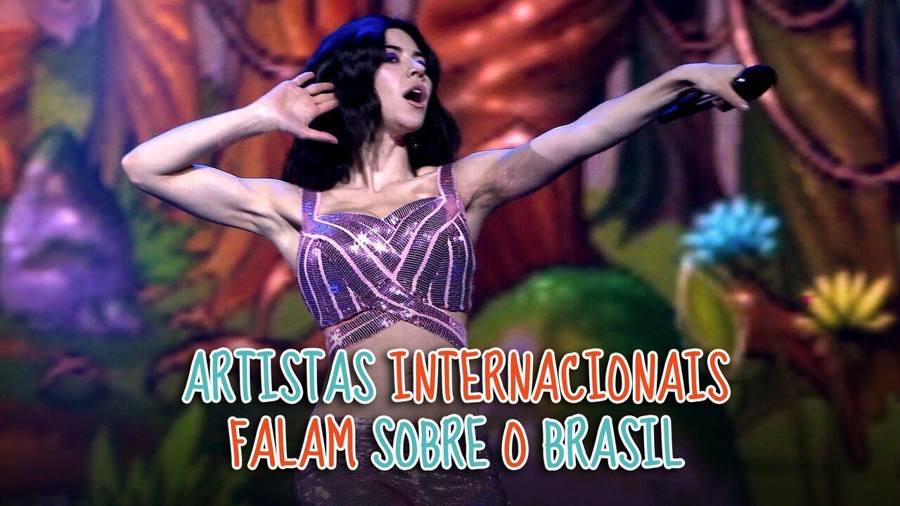Lollapalooza: veja o que os artistas internacionais sabem sobre o Brasil