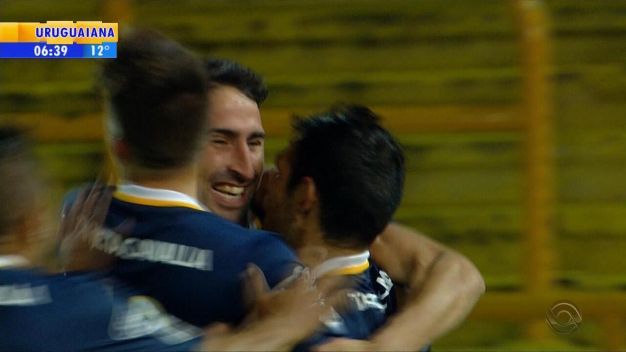 Grêmio é derrotado com facilidade pelo Rosario Central na Libertadores